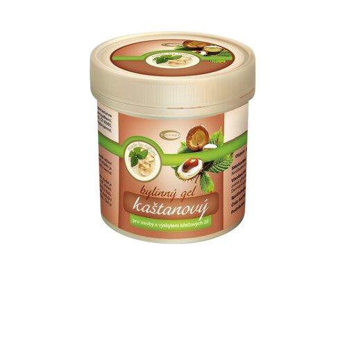 Gaštanový gél 250 ml Topvet