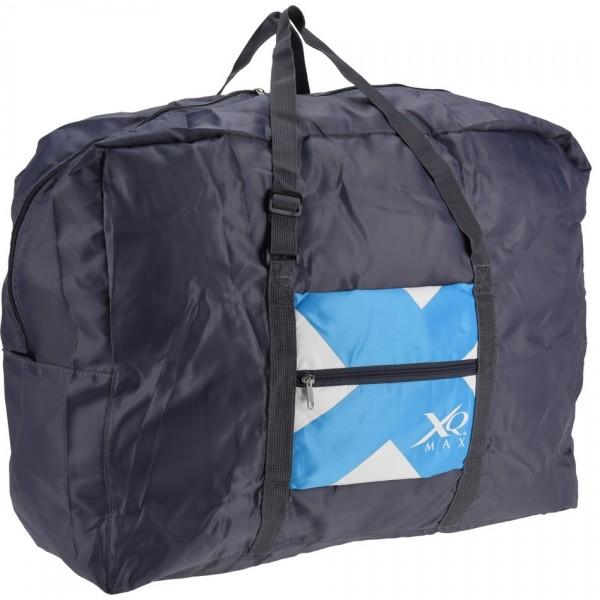 Koopman Skladacia športová taška Condition modrá, 55 l