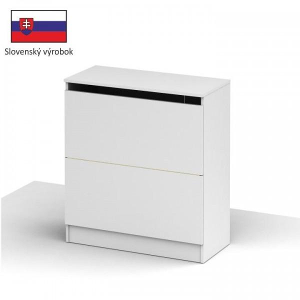 TEMPO KONDELA Perinák, biela, BETTY 2 BE-02-040
