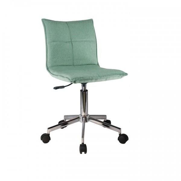TEMPO KONDELA Kancelárska stolička, mentolová, CRAIG