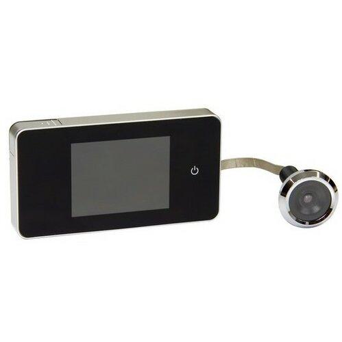 Digitálne dverné kukátko, 11x5,9x1,4 cm