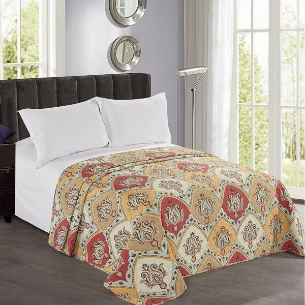 DecoKing Prehoz na posteľ Rich, 220 x 240 cm