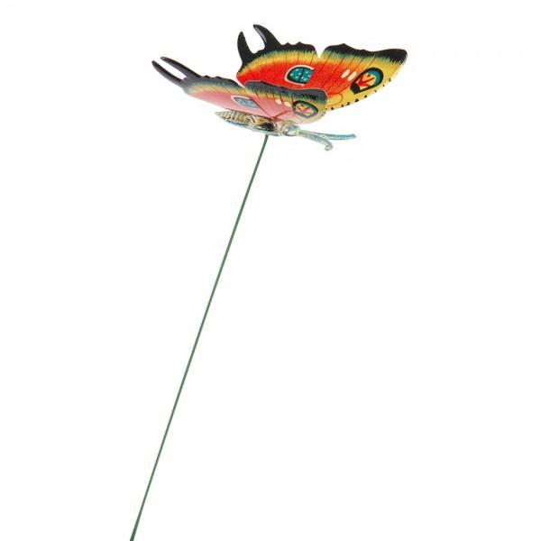 Zápich Motýľ, 30 cm