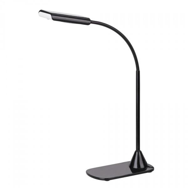 RABALUX EDWARD 4447 stolná LED lampa, čierna