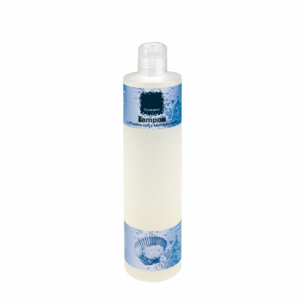 Seacare šampón se solí z Mrtvého moře 400 ml