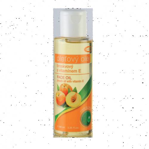 Topvet Pleťový Broskyňový olej, 100 ml