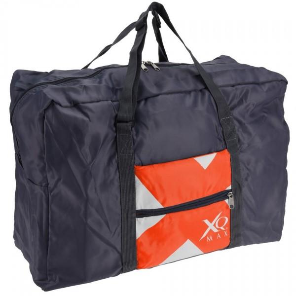 Koopman Skladacia športová taška Condition oranžová, 35 l