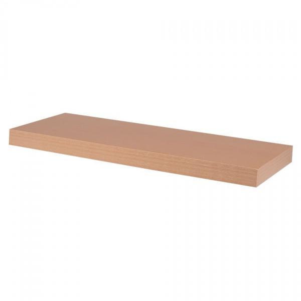 Nástenná polička Shelfy 60 cm, buk, 60 cm