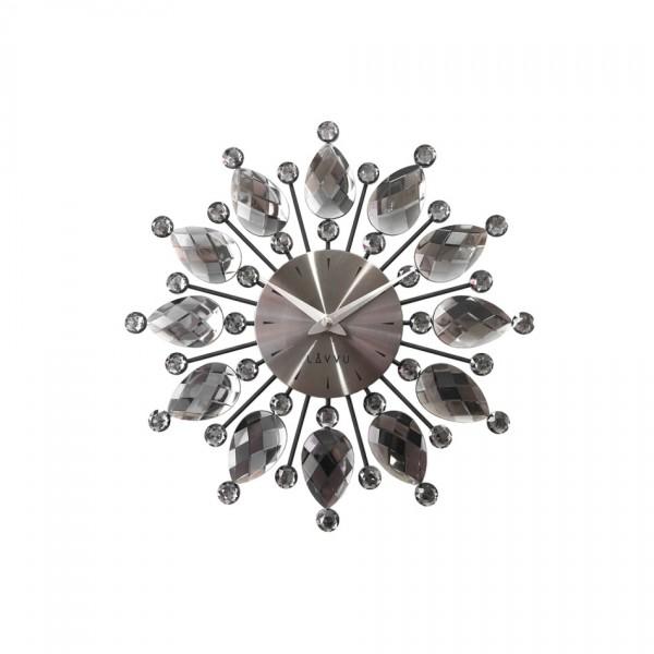 LAVVU LCT1121 CRYSTAL Flower Antracitové, 33 cm