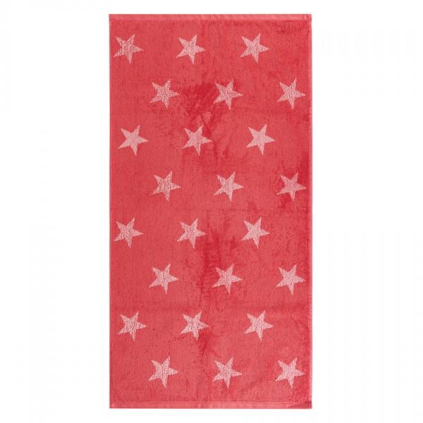 JAHU Uterák Stars ružová, 50 x 100 cm