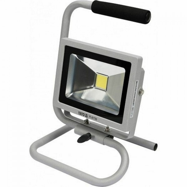 Prenosný reflektor COB LED, 20 W