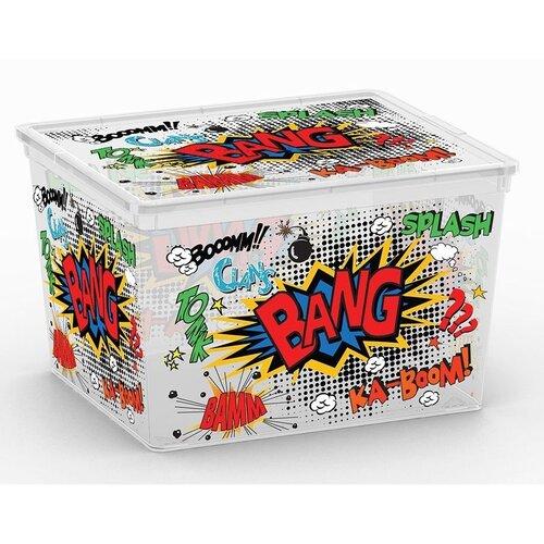 KIS C Box Comics Cube 27l