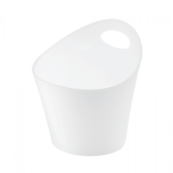 Koziol držiak Pottichelli biela, 1,2 l