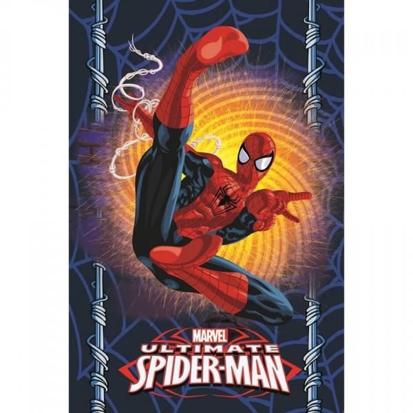Jerry Fabrics Detská flece deka Spiderman, 100 x 150 cm