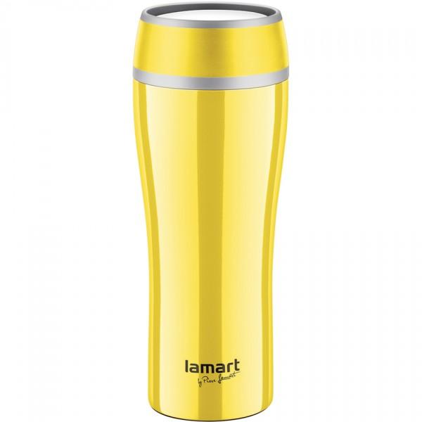 Lamart LT4024 Termohrnček, žltá,