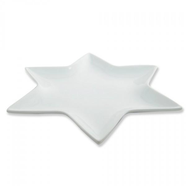 Orion Porcelánový servírovací tanier Star 27 cm