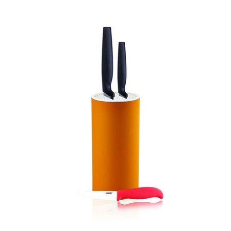 BANQUET Stojan na nože Culinaria Orange 22,5 cm 25CK01PS01O