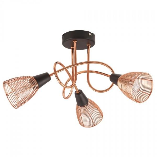 Rabalux VERONICA 6035 stropné svietidlo, medená