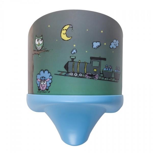 Rabalux 4569 Shepherd detské nástenné svietidlo, modrá