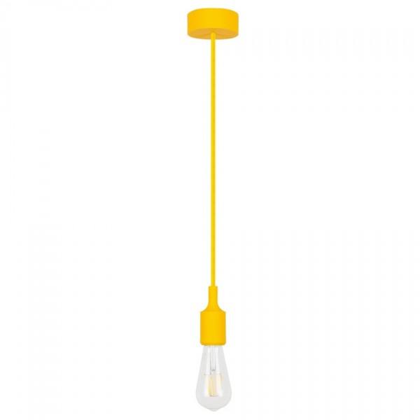 Rabalux 1413 Roxy závesné svietidlo, žltá