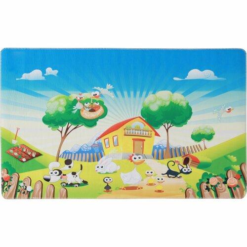 Tempo Kondela Detský koberec Jenny zvieracia farma