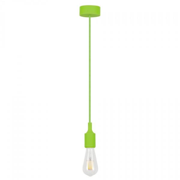 Rabalux 1415 Roxy závesné svietidlo, zelená