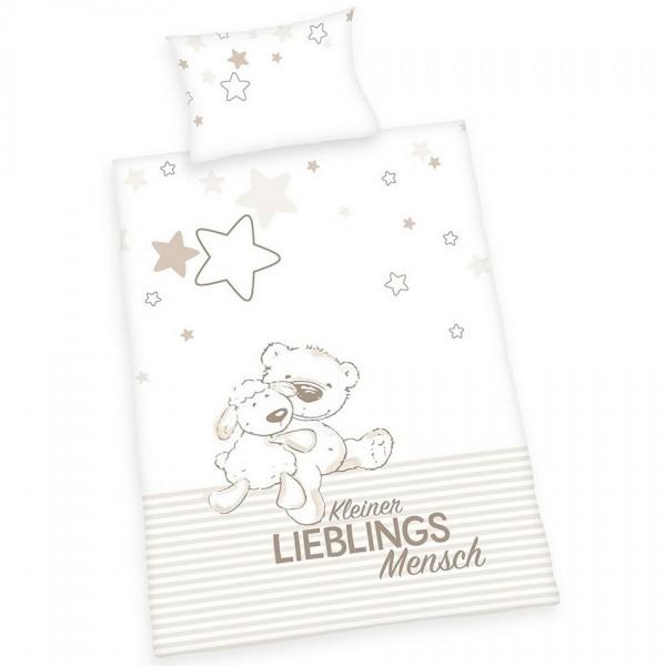 Herding Detské bavlnené obliečky do postieľky Jana Lieblings, 100 x 135 cm, 40 x 60 cm