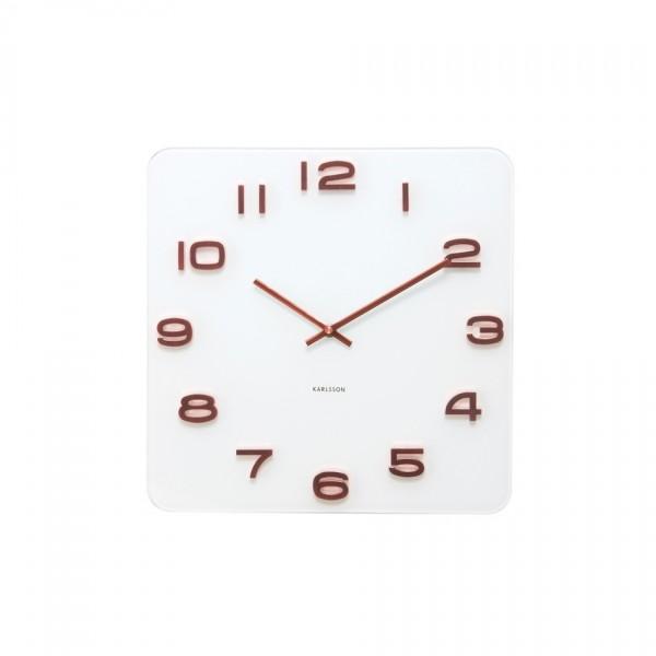 Karlsson 5533 Designové nástenné hodiny, 35 cm