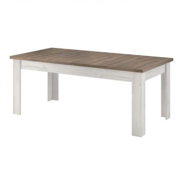 Jedálenský stôl, dub Northland/dub sonoma trufel, NERITA TYP 15
