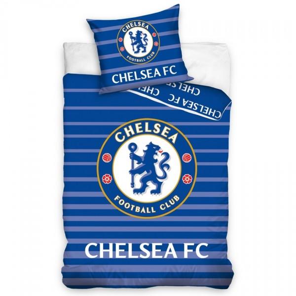 TipTrade Bavlnené obliečky FC Chelsea Stripes