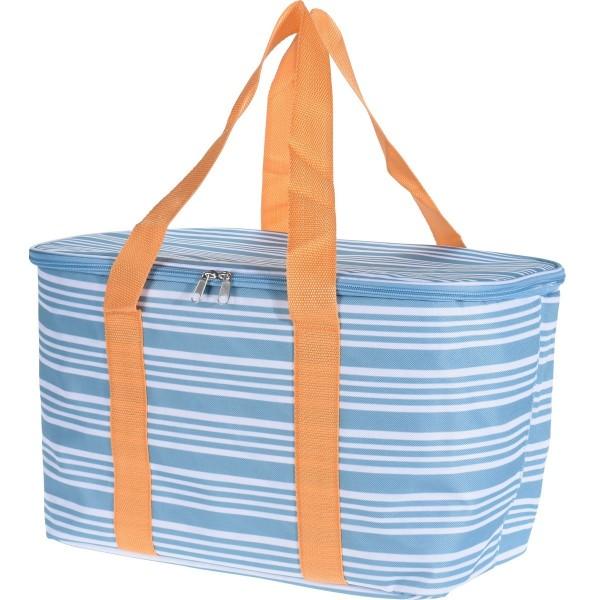 Koopman Chladiaca taška Wintry modrá, 37 x 20 x 26 cm