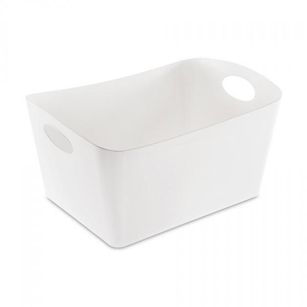 Koziol Úložný box Boxxx biela, 15 l