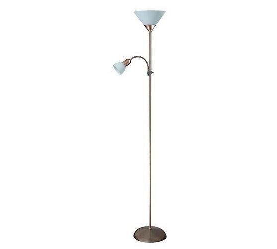 Rabalux 4064 Action stojaca lampa, chrómová