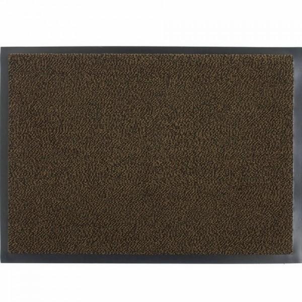 Vopi Vnútorná rohožka Mars hnedá 549/017, 90 x 150 cm