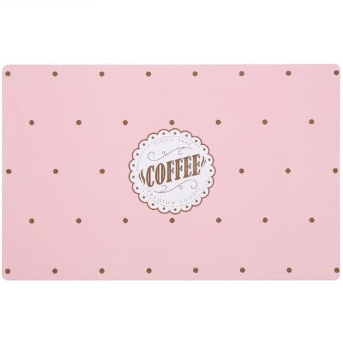 Altom Prestieranie Vintage Pink, 28 x 43 cm, sada 4 ks
