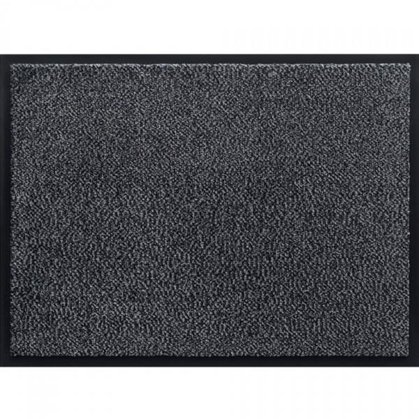 Vopi Vnútorná rohožka Mars sivá 549/010, 90 x 150 cm