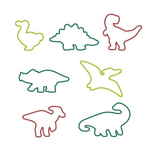 Tescoma Vykrajovače dinosaury DELÍCIA KIDS, 7 ks