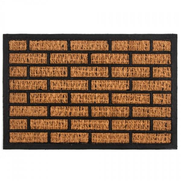 Trade Concept Kokosová rohožka Tehla, 40 x 60 cm