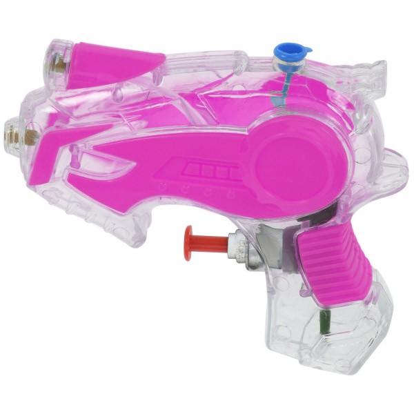 Koopman Vodná pištoľ růžová, 13 cm
