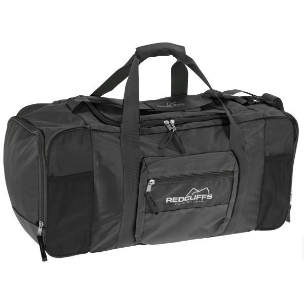 Redcliffs Športová taška čierna, 57 x 22 x 26 cm