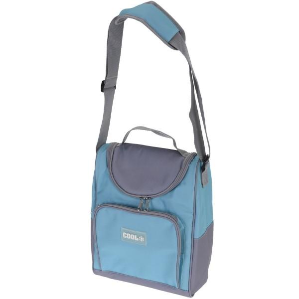Koopman Chladiaca taška Cool breeze modrá, 34 x 22 x 34 cm