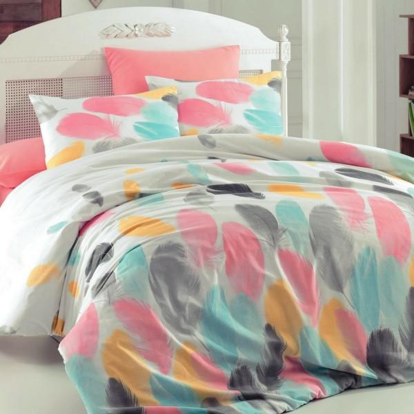 Night in Colours Bavlnené obliečky Pierka