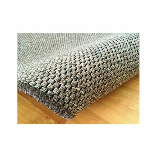 Vopi Kusový koberec Nature hnedá, 60 x 110 cm