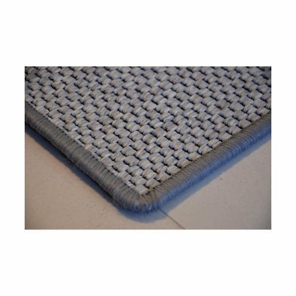 Vopi Kusový koberec Nature sivá, 120 cm