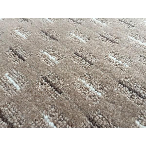 Vopi Kusový koberec Valencia béžová, 80 x 150 cm