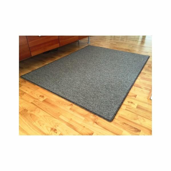 Vopi Kusový koberec Nature hnedá, 140 x 200 cm