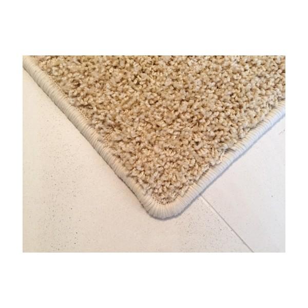 Vopi Kusový koberec Color shaggy béžová, 80 x 150 cm