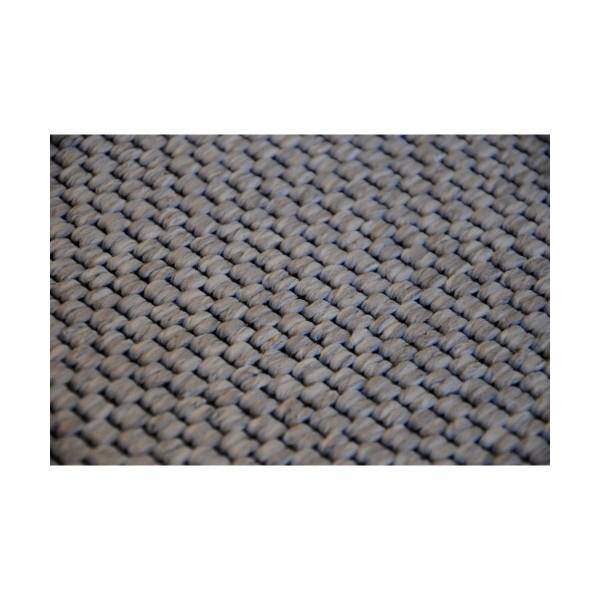 Vopi Kusový koberec Nature sivá, 140 x 200 cm