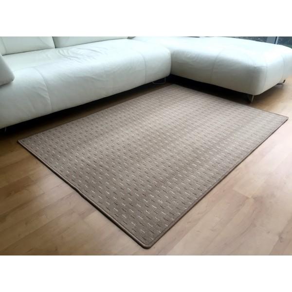 Vopi Kusový koberec Valencia béžová, 100 cm