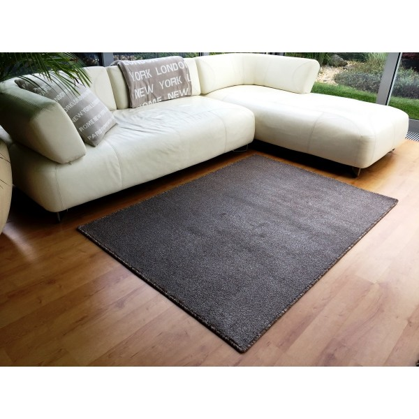 Vopi Kusový koberec Apollo soft béžová, 80 x 150 cm